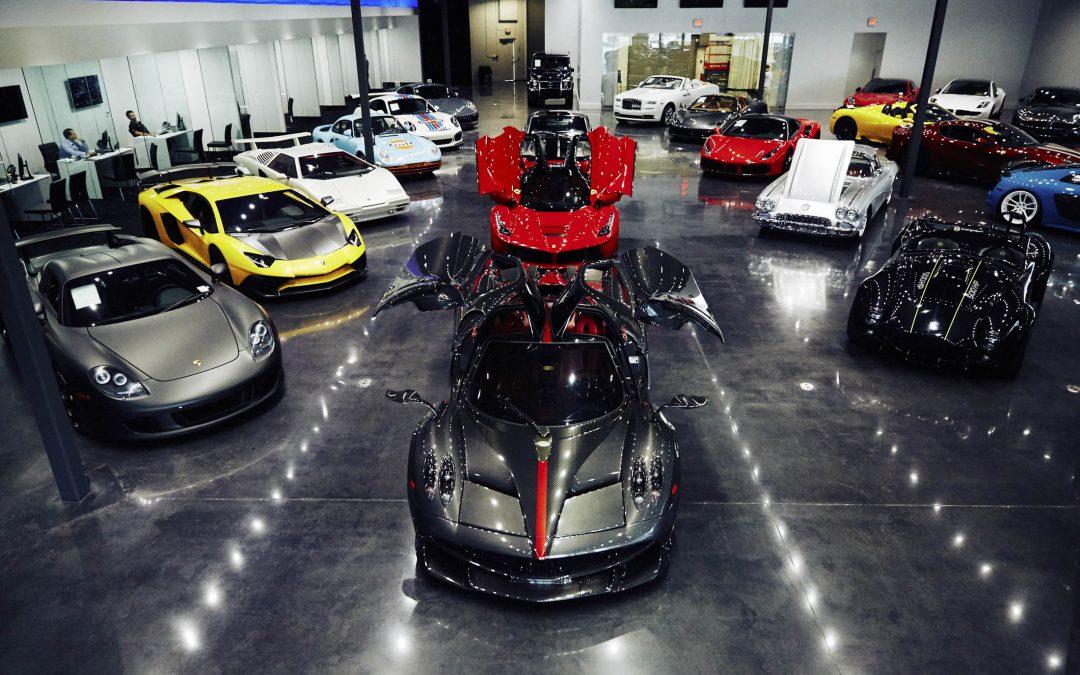 Exotische Auto's verwachtingen en realiteit bij het zoeken naar een