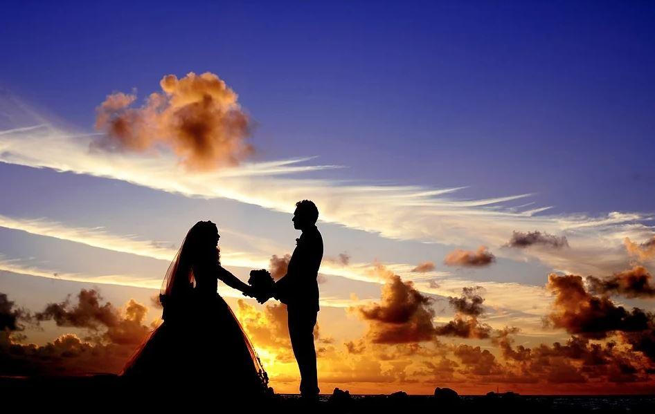 Geschiedenis van het huwelijk